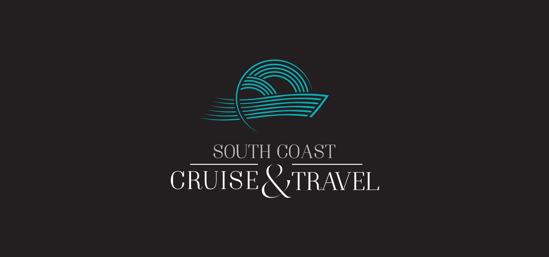 South Coast Cruise and Travel Logo