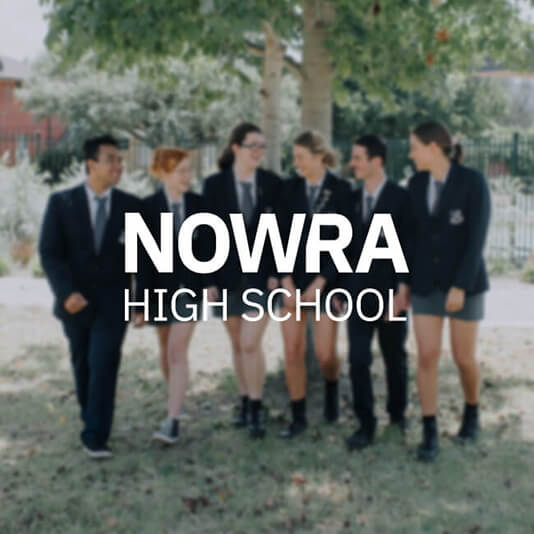 Burnt Phoenix Design and Nowra High School